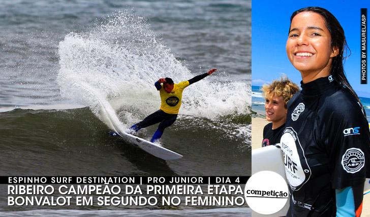18719Ribeiro vence em Espinho | Bonvalot termina em 2º lugar na categoria feminina