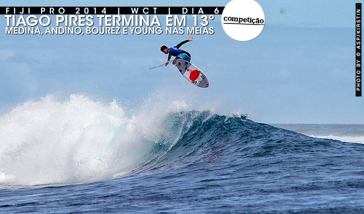 18388Tiago Pires termina em 13º lugar em Fiji