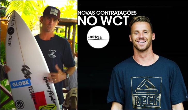 18321Novas contratacões no WCT