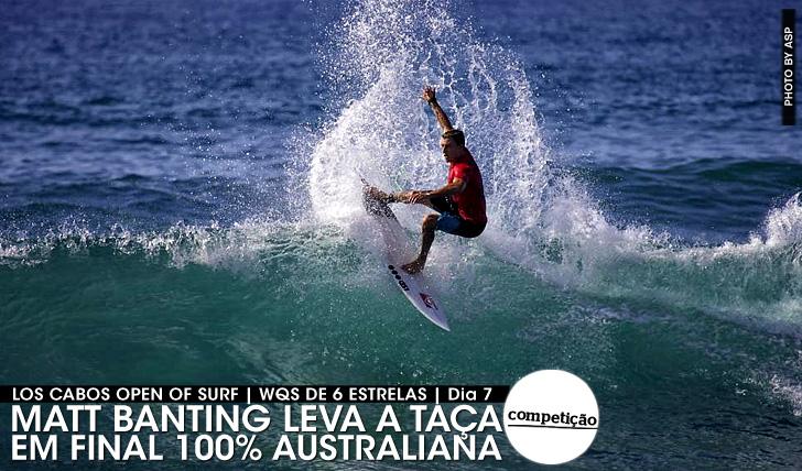 18618Matt Banting vence Los Cabos Open of Surf