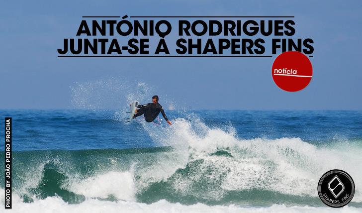 19085António Rodrigues junta-se à Shapers Fins