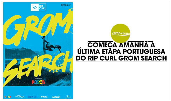 18777Começa amanhã em Peniche a última etapa portuguesa do Rip Curl Grom Search