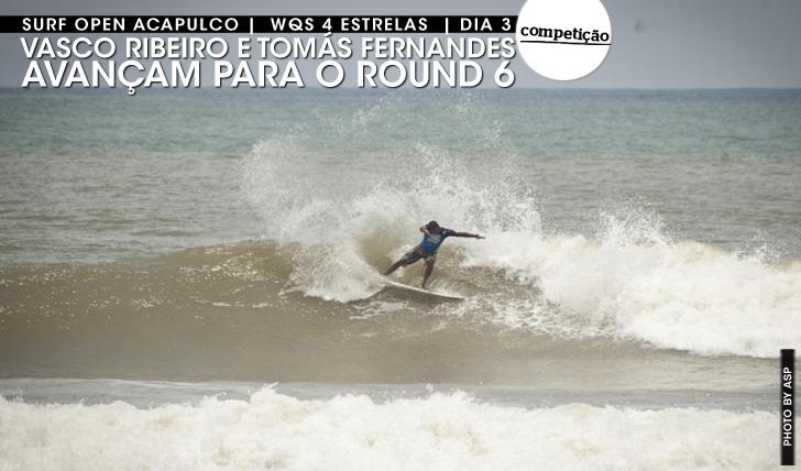 18886Vasco e Tomás no round 6 em Acapulco | Dia 3