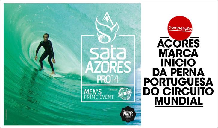 19052Açores marca início da perna portuguesa do circuito mundial de surf