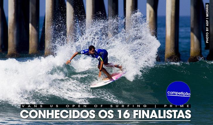 19246Conhecidos os 16 finalistas do VANS US Open of Surfing
