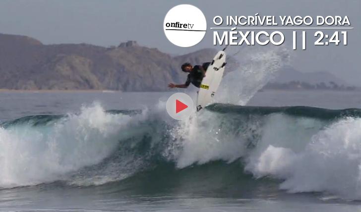 19517O Incrível Yago Dora no México    2:41