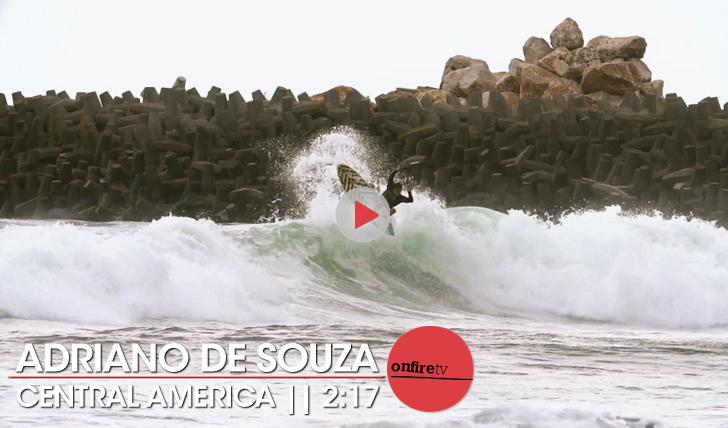 20104Adriano de Souza | Central America || 2:17