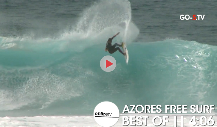 20330Azores Free Surf | Best Of || 4:06