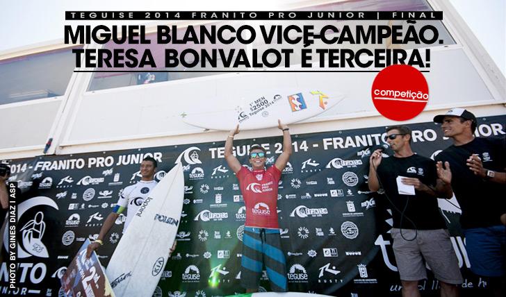 20327Blanco vice-campeão e Bonvalot é terceira na última etapa do Pro Junior Europeu