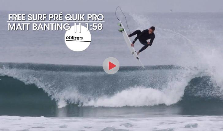 20270Matt Banting | Free surf pré Quik Pro || 1:58
