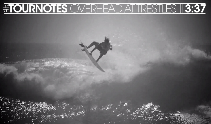 20172#Tournotes | Overhead at Lowers || 3:37
