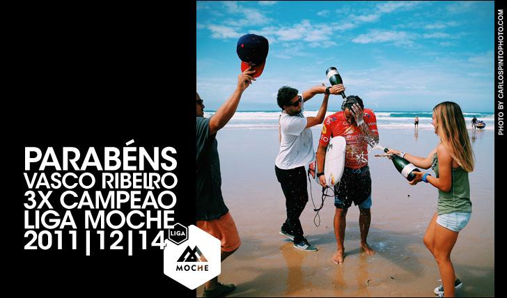 20044Vasco Ribeiro vence Liga MOCHE de 2014