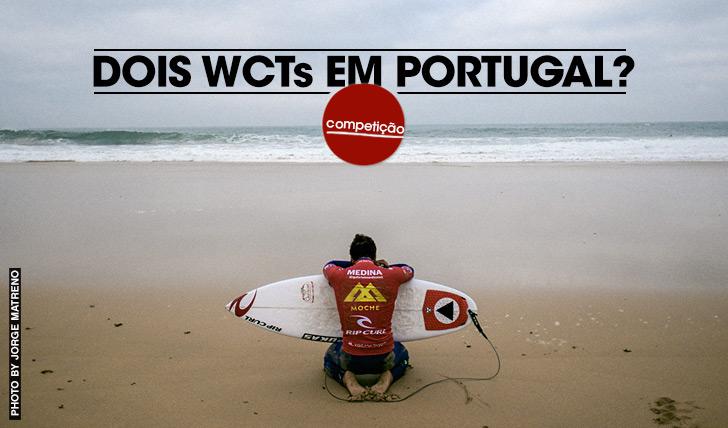 20012Dois WCTs em Portugal?