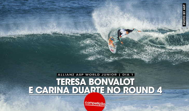 21179Dia de prova feminina no Allianz WJC | Teresa e Carina no round 4