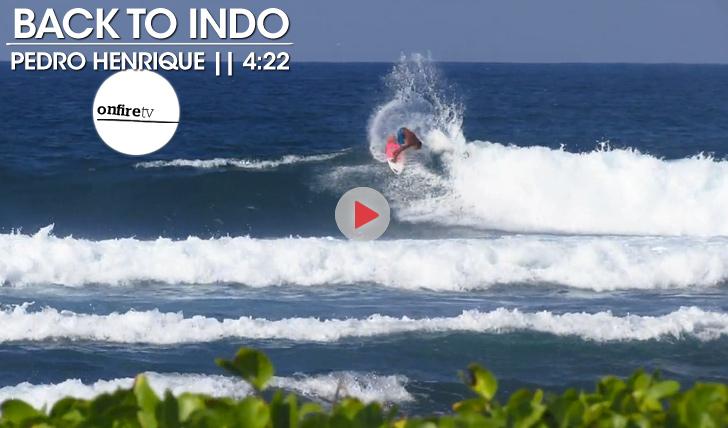 20724Pedro Henrique | Back to Indo || 4:22