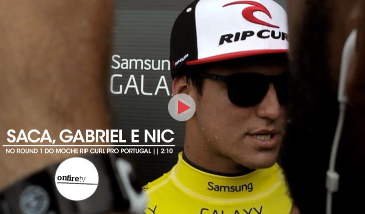 20874Saca, Gabriel e Nic no Round 1 | by MOCHE || 2:16