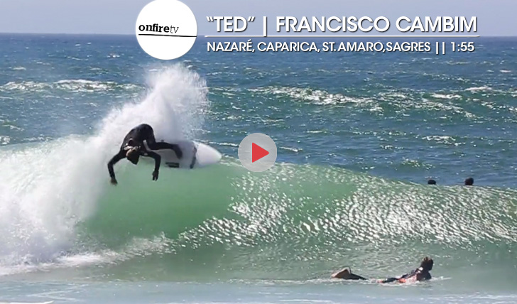"""21287""""Ted""""   Francisco Cambim    1:55"""