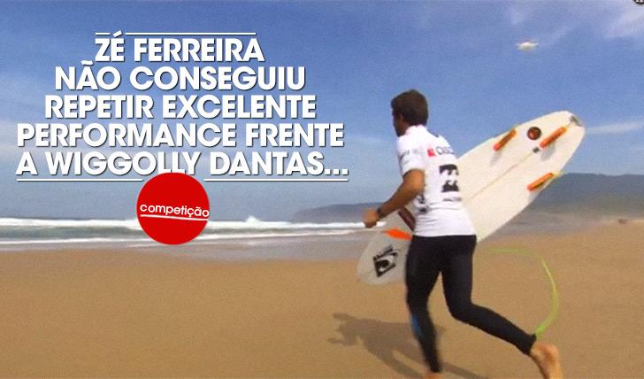 20614Zé Ferreira eliminado no Cascais Billabong Pro