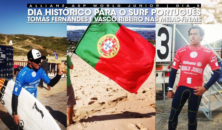 21258Momento histórico para o surf português no Allianz WJC | Dia 5