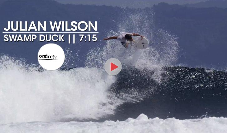 21388Julian Wilson | Swamp Duck || 7:15