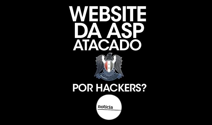 21821Website da ASP atacado por Hackers?