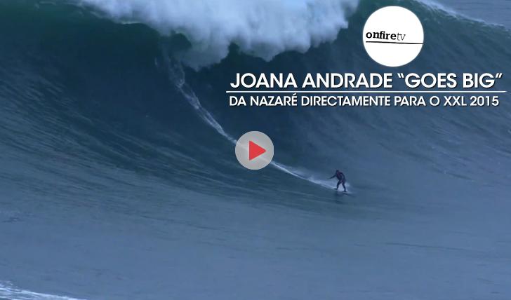 21728Joana Andrade | Nazaré | XXL Ride of the Year Entry || 1:07