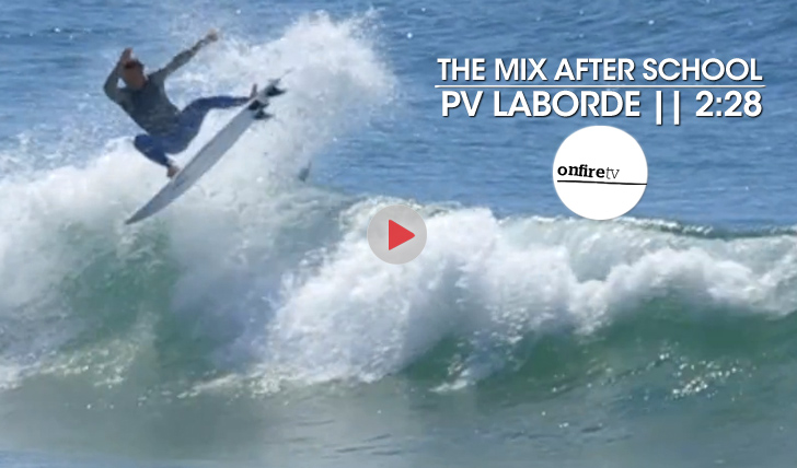 22093PV Laborde   The Mix After School    2:40