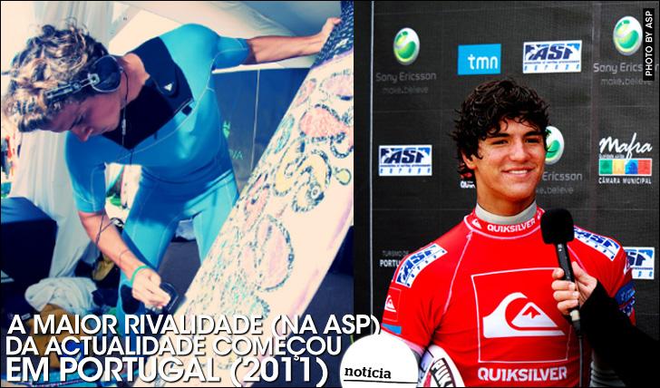 22401Medina VS Julian | A grande rivalidade da actualidade na ASP começou em Portugal…