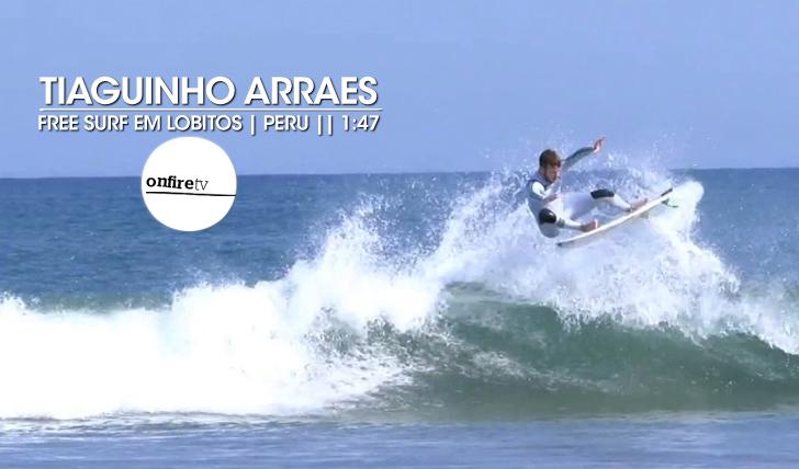 22350Tiaguinho Arraes | Free surf em Lobitos || 1:47