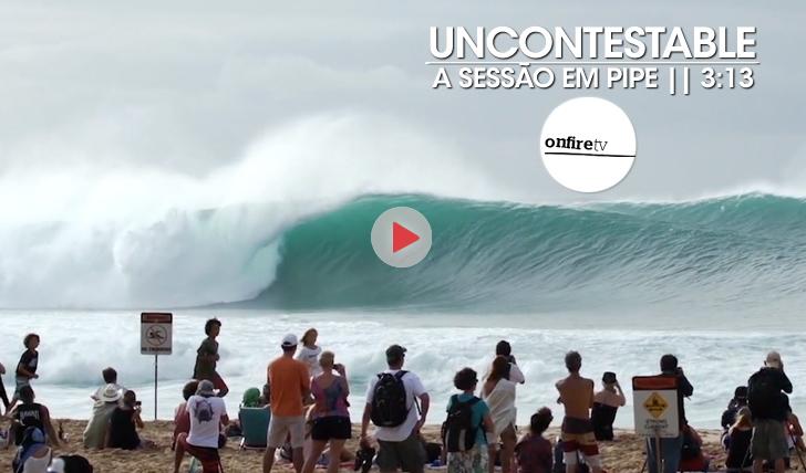 "22262Uncontestable | Free surf em ""big pipe"" || 3:13"