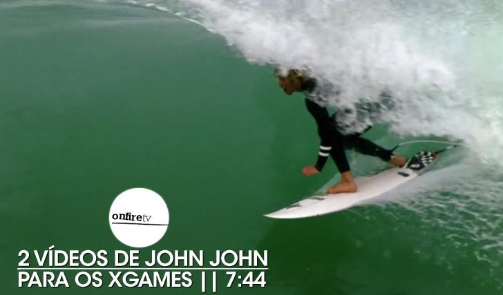 225472 vídeos de John John para os XGames || 7:44