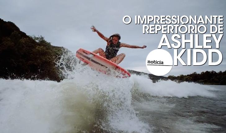 22660O impressionante repertório de Ashley Kidd