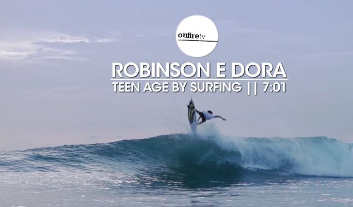 22521Robinson & Dora | Teen Age by Surfing || 7:01