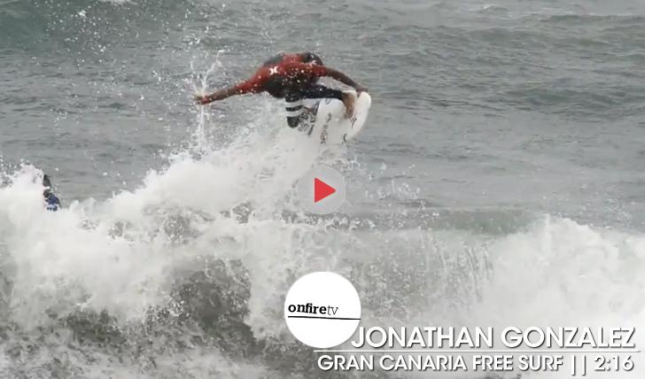 22601Jonathan Gonzalez visita a Gran Canária || 2:16