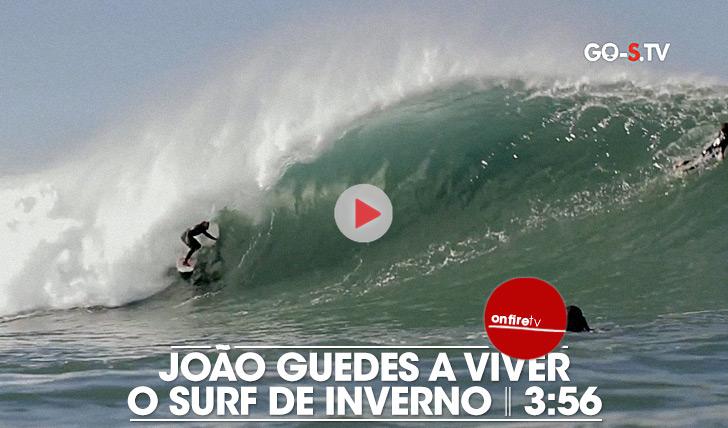 22917João Guedes a viver o surf de Inverno || 3:56