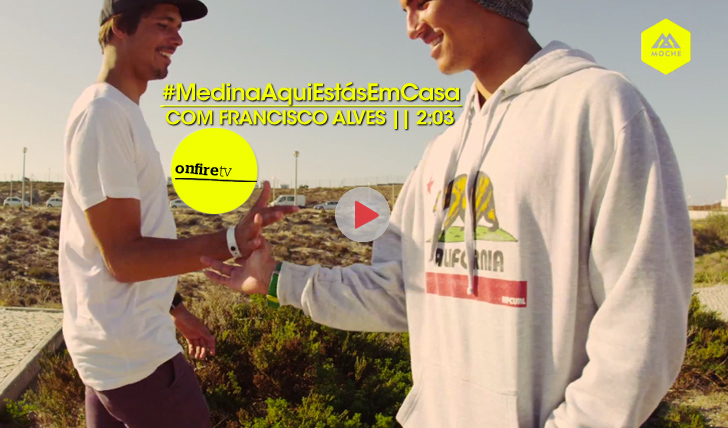 22964#MedinaAquiEstásEmCasa com Francisco Alves | by MOCHE || 2:03