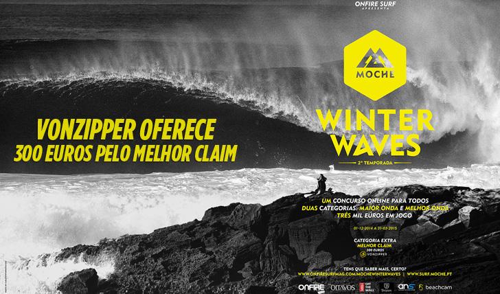 22839VonZipper junta-se ao MOCHE Winter Waves | 2ª temporada