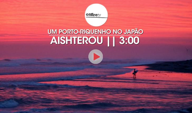 22645Aishterou | Um Porto-Riquenho no Japão || 3:00