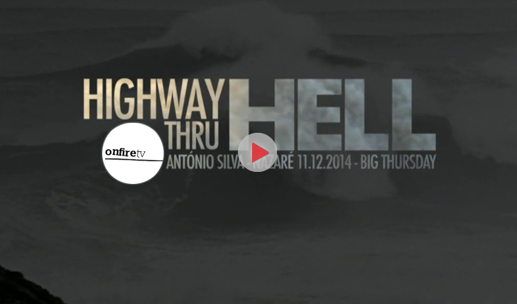22833Highway Thru Hell | O Wipeout de António Silva (relato) || 9:37