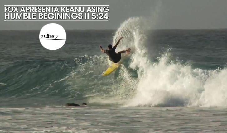 23517Fox apresenta Keanu Asing | Humble Beginnings || 5:21