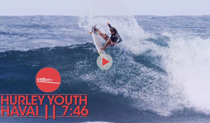 23359Hurley Youth | Havai || 7:46