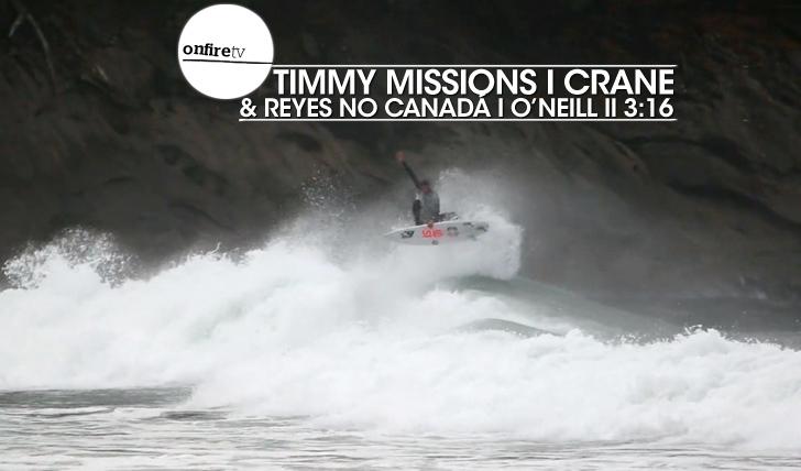 23374Timmy Missions | Reyes e Crane no Canadá | By O'Neill || 3:16