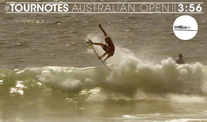 23315#Tournotes | Australian Open || 3:56