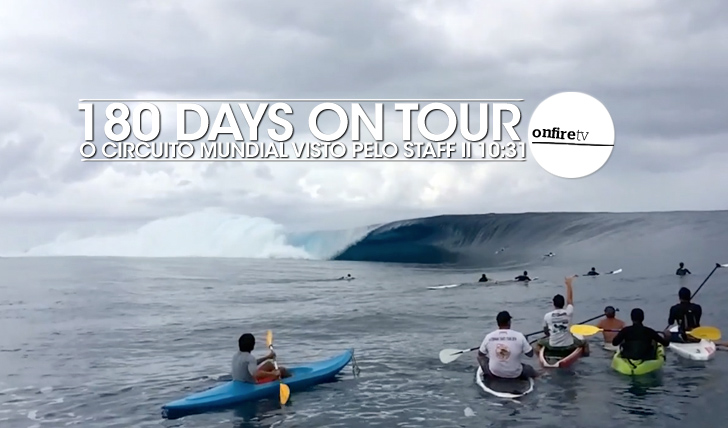 23548180 days on tour | O circuito mundial visto pelo staff || 10:31