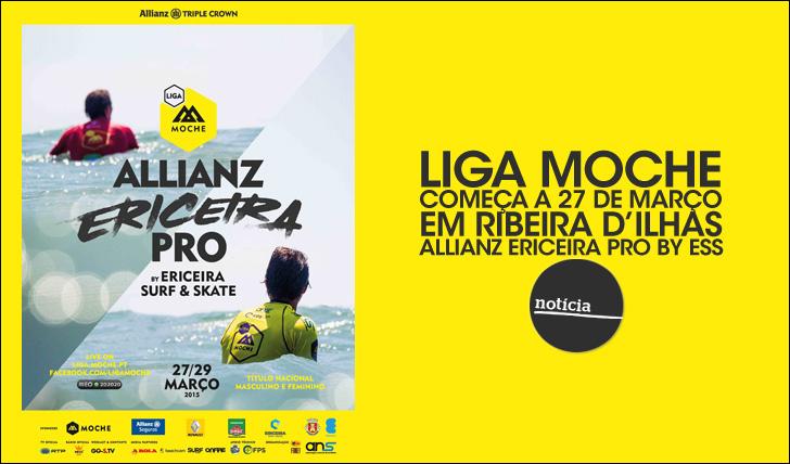 23739Liga MOCHE começa a 27 de Março | Allianz Ericeira Pro by ESS
