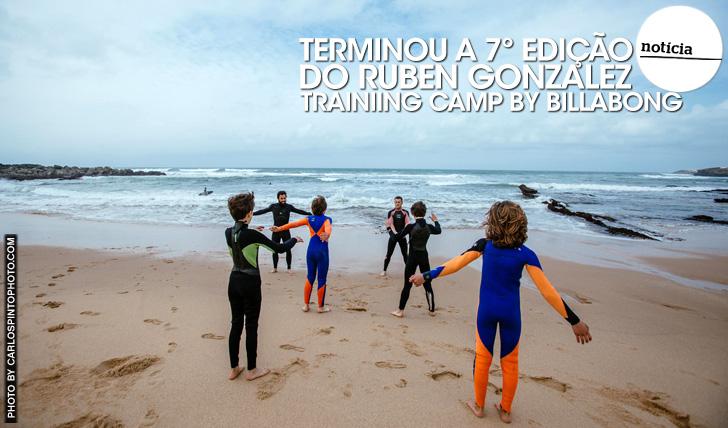 23911Terminou a sétima edição do Ruben Gonzalez Training Camp by Billabong