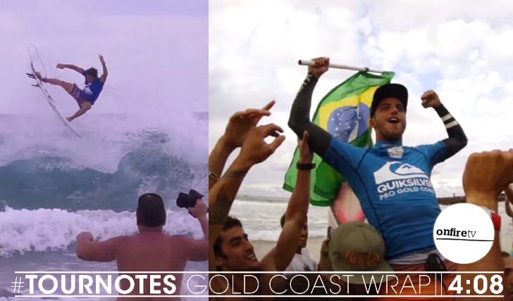 23730#Tournotes | Gold Coast Wrap || 4:06