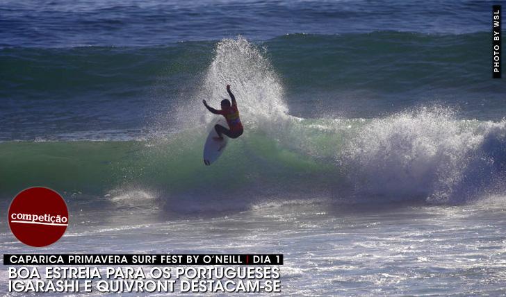 23954Boa estreia para os portugueses na Caparica | Dia 1