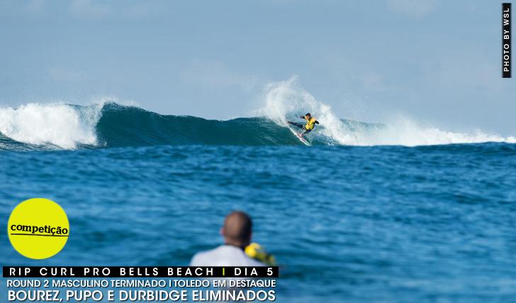 24011Dia de muita acção no Rip Curl Pro Bells Beach