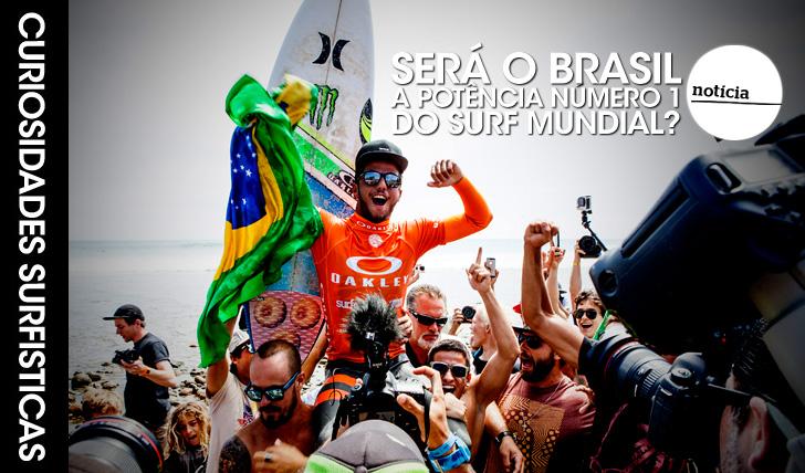 24566Será o Brasil a potência número 1 do surf mundial?
